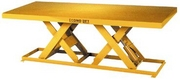 Tandem Scissor Lift Table